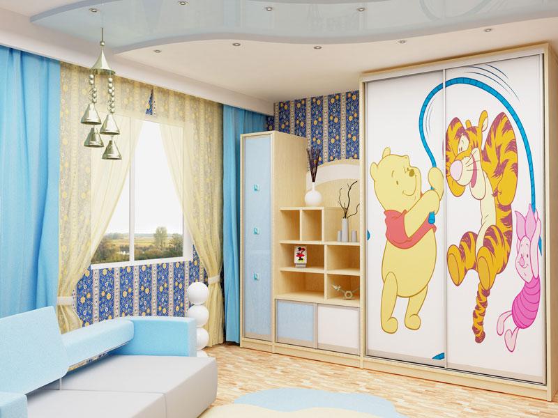 Детские шкафы недорого