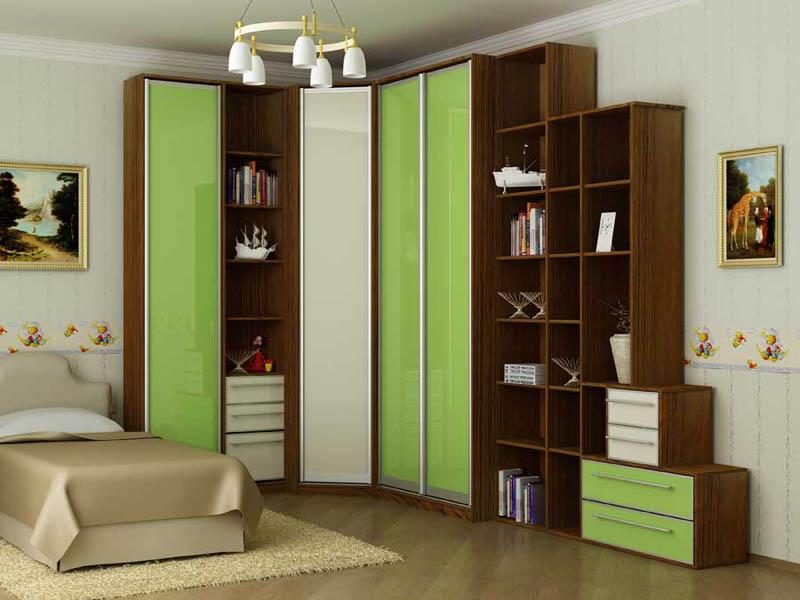 шкафы купе в детскую комнату от 4731 грн купить в киеве качество