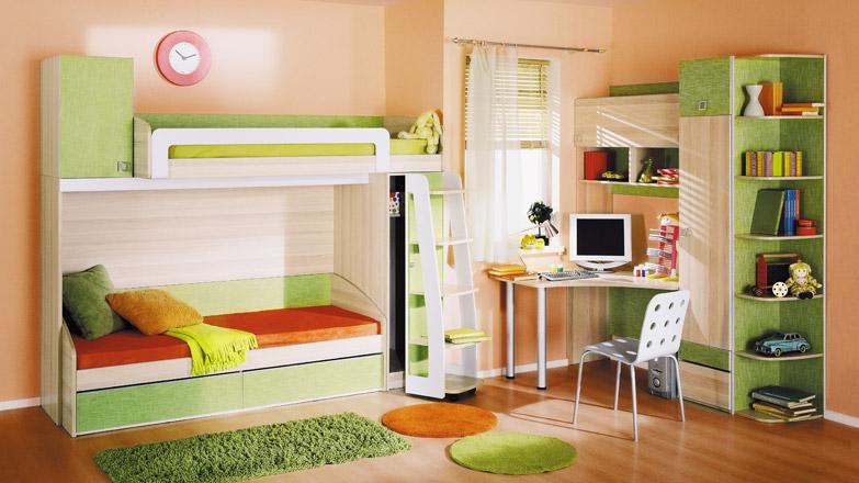 детские спальни купить детскую спальню в киеве