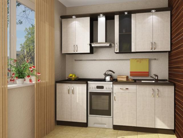 кухни фото в маленькие кухни