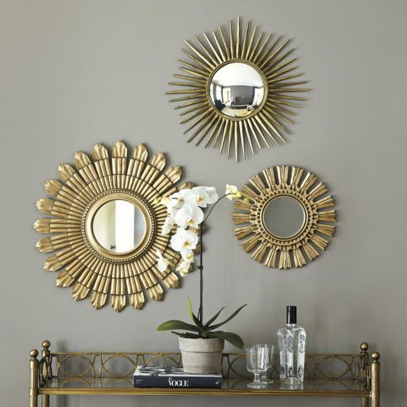Необычные зеркала