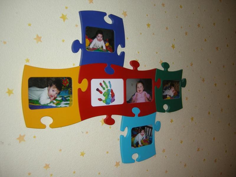 Рамки для фото своими руками в детскую